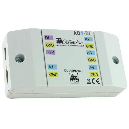 AO4-DL Kimenet bővítő modul