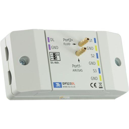DPS23-100MB-DL - nyomáskülönbség szenzor