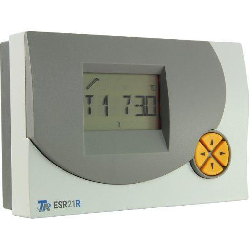 ESR21-R szabályozó és vezérlő (2db PT1000 érzékelő)