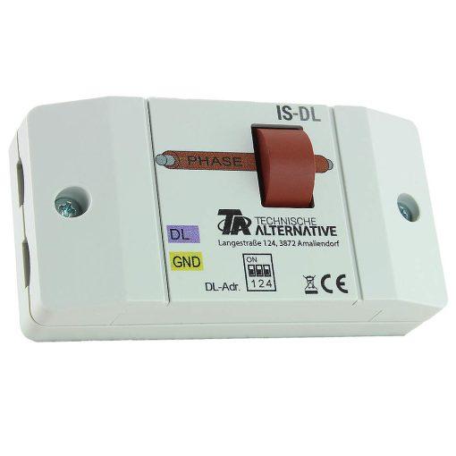 IS-DL - áramlás szenzor