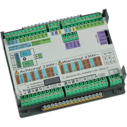 UVR16x2 konzol (csak sorkapocs panel)