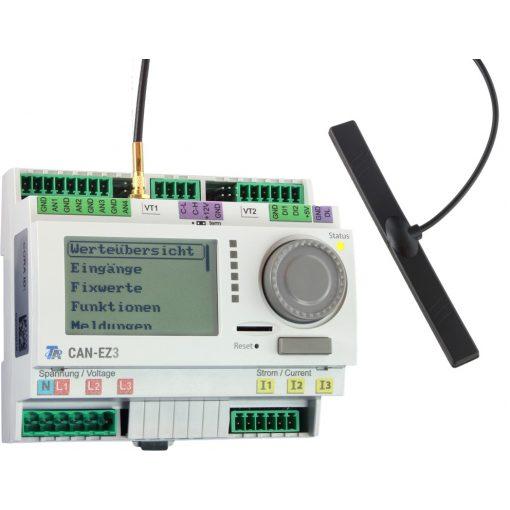 STROMSENSOR100 áramszenzor 100A CAN-EZ3-hoz (EZ3 nélkül!)