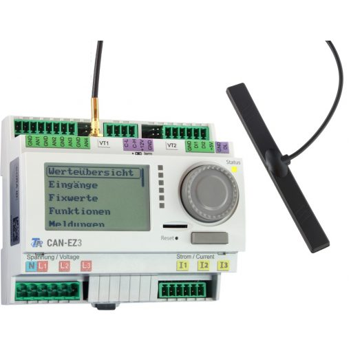 STROMSENSOR50 áramszenzor 50A CAN-EZ3-hoz (EZ3 nélkül!)