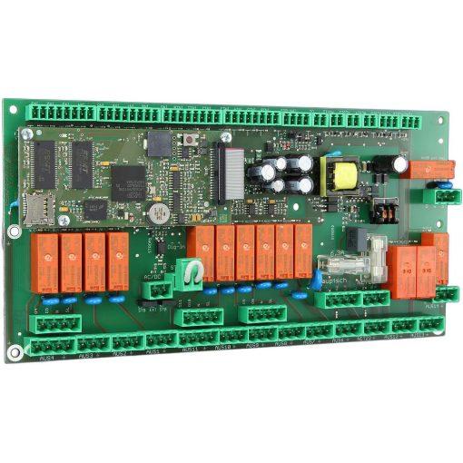 UVR16x2E-NP-I tápegység processzor modullala, 2db áramlás szenzorral