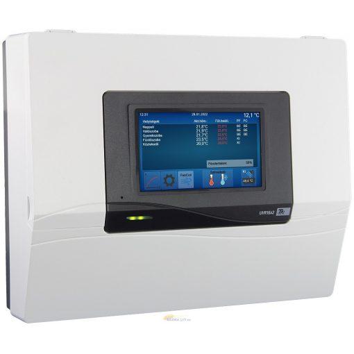 UVR16x2K szabadon programozható szabályozó és vezérlő (fali konzollal)