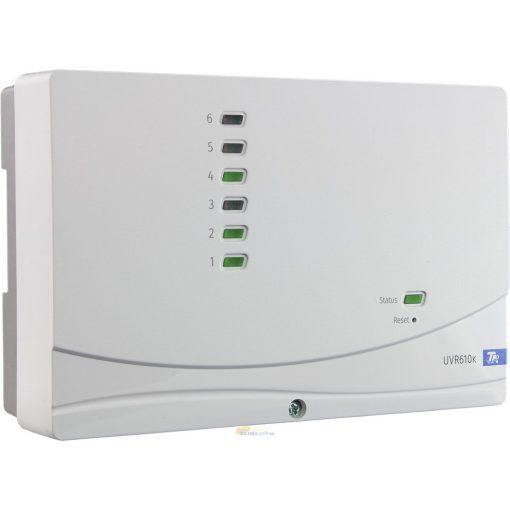 UVR610K -OD szabadon programozható szabályozó és vezérlő - falra szerelhető, kijelző nélkül